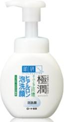 Hada Labo Goku-Jyun Hyaluronic Acid Foaming Face Wash
