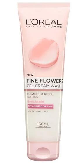 L'Oreal Fine Flowers Gel-Cream Wash