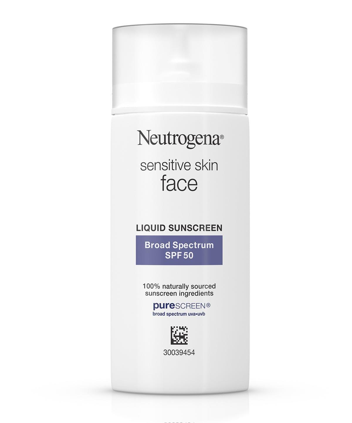 Neutrogena Pure & Free Liquid Spf 50