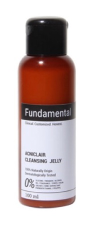 Fundamental Acniclair Cleansing Jelly