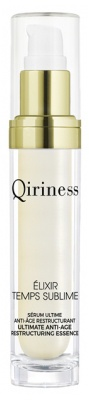 QIRINESS ÉLIXIR TEMPS SUBLIME Global Well-Aging Restructuring Essence