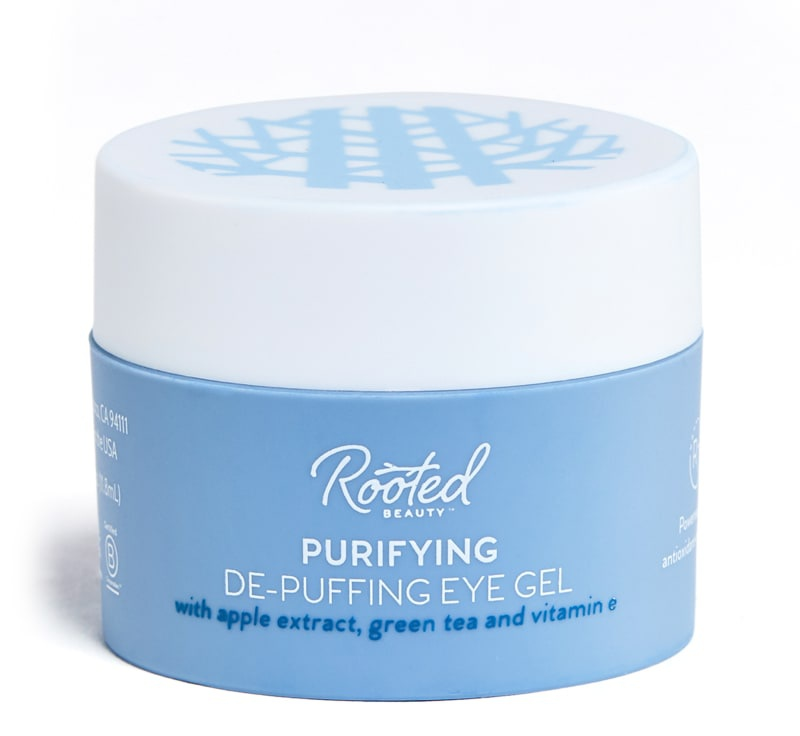 Rooted Beauty Purifying De-Puffing Eye Gel