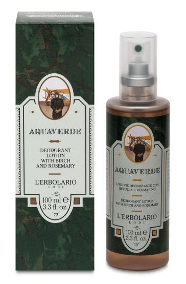 L'Erbolario Aquaverde Deodorant Lotion