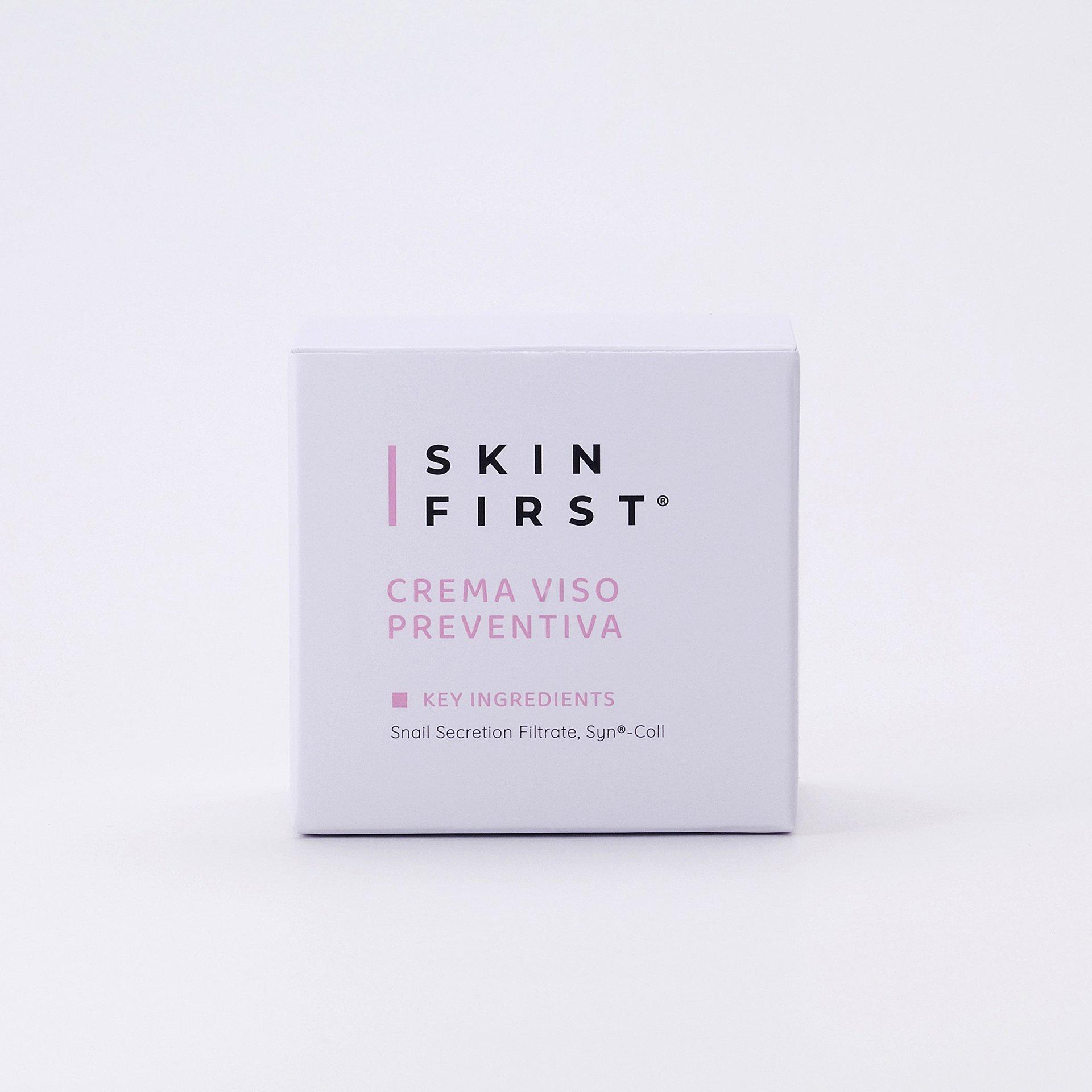 Skin first Crema Viso Preventiva