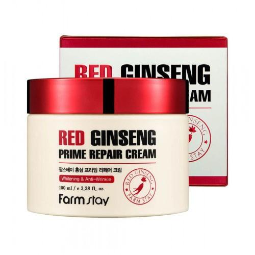 Farm Stay Red Ginseng Prime Repair Cream