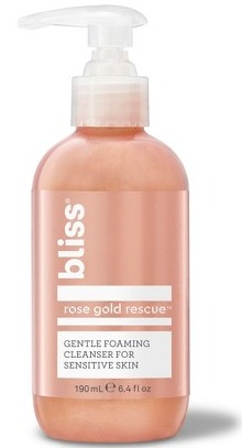 Bliss Rose Gold Rescue™ Cleanser