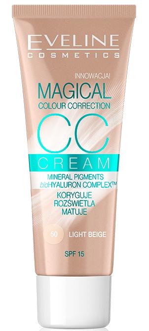 Eveline Magical CC Cream SPF15