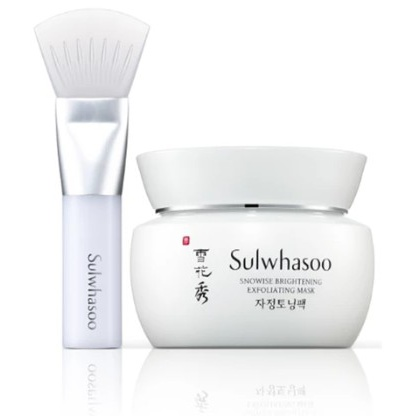 Sulwhasoo Snowise Brightening Exfoliating Mask