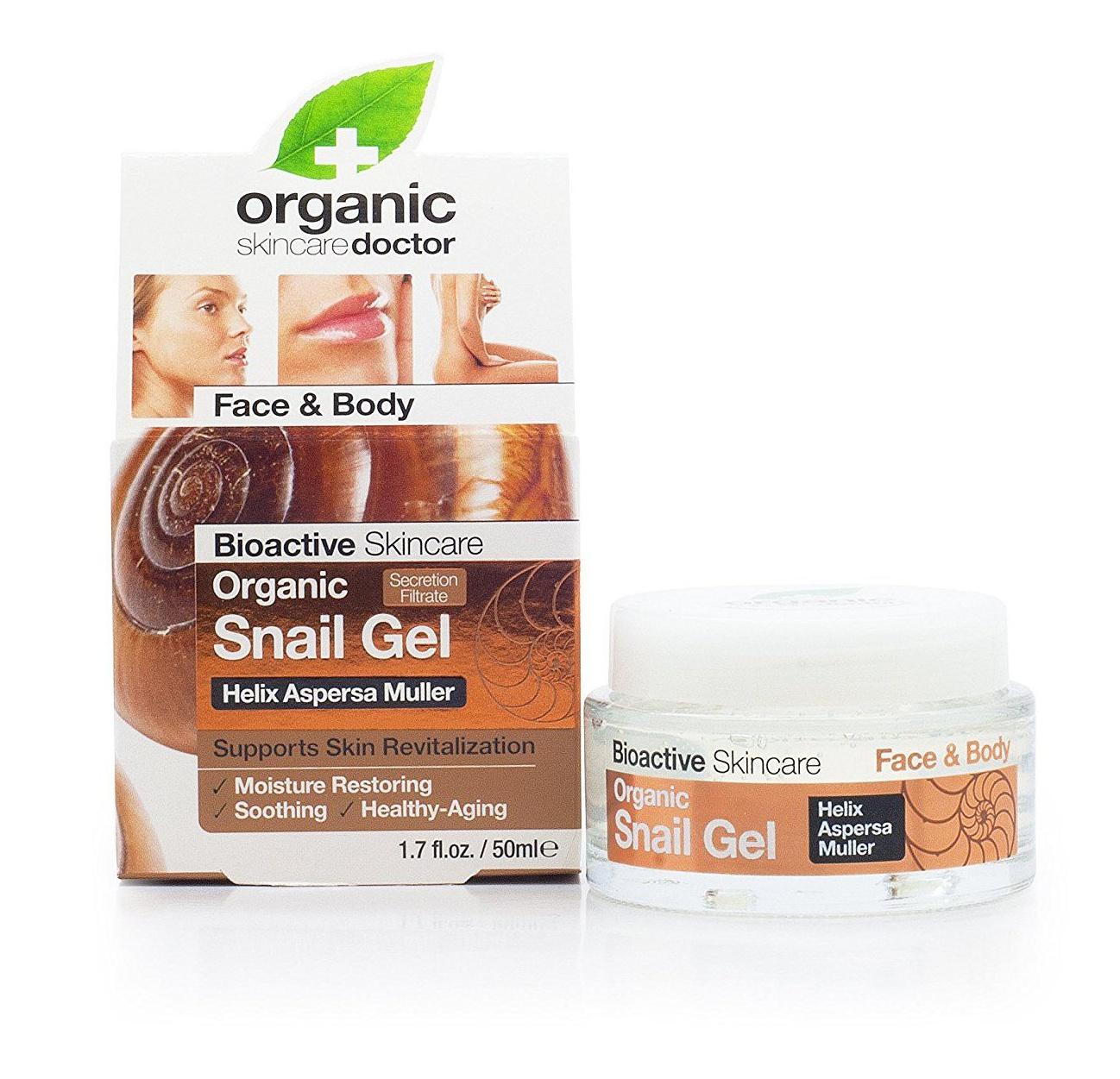 Dr Organic Snail Gel