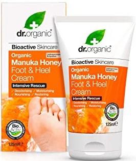 Dr Organic Manuka Honey Foot & Heel Cream