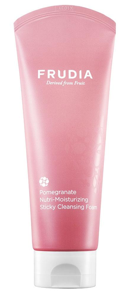 Frudia Pomegranate Nutri-Moisturizing Sticky Cleansing Foam