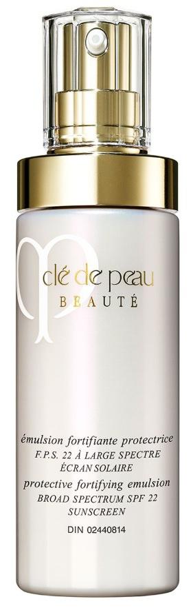 Clé de Peau Beauté Protective Fortifying Emulsion Spf 22
