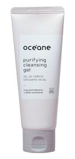 Oceane Purifying Cleansing Gel - Gel De Limpeza Esfoliante Facial