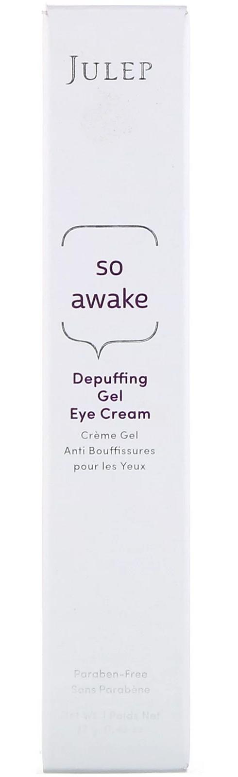 Julep So Awake, Depuffing Gel Eye Cream