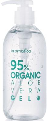 Aromatica 95% Organic Aloe VeraGel