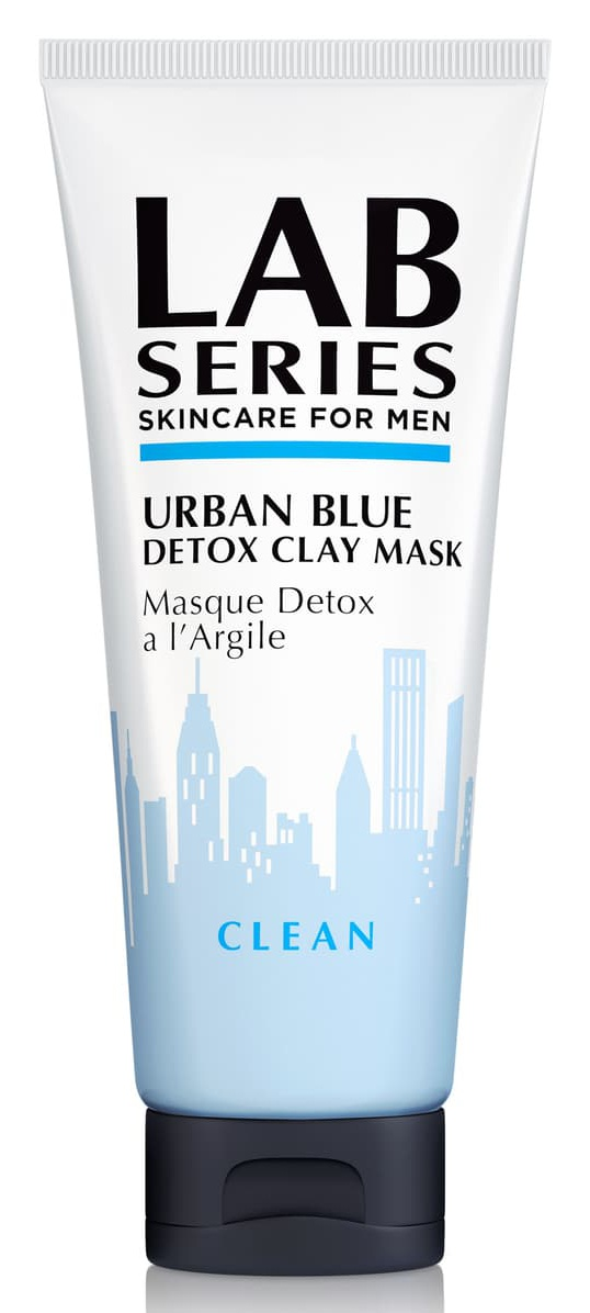 Lab Series Urban Blue Detox Clay Mask