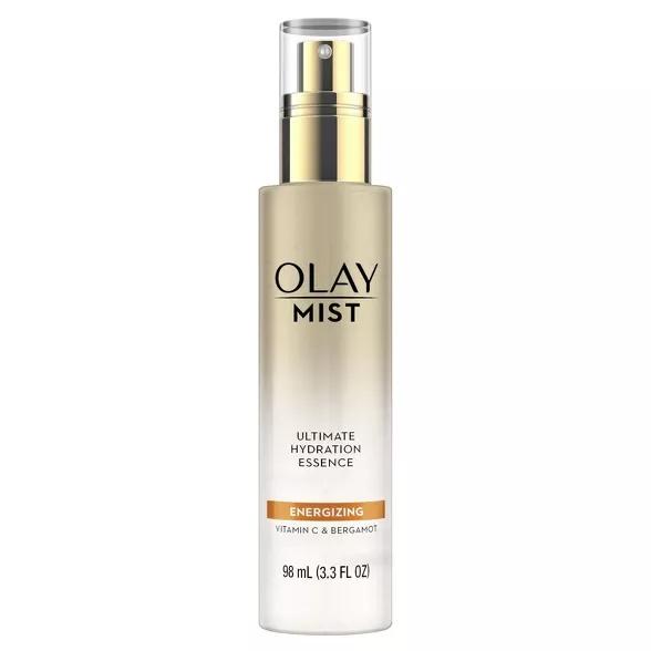 Olay Mist Ultimate Hydration Essence Energizing Vitamin C And Bergermot