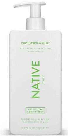 Native Cucumber & Mint Volume Conditioner