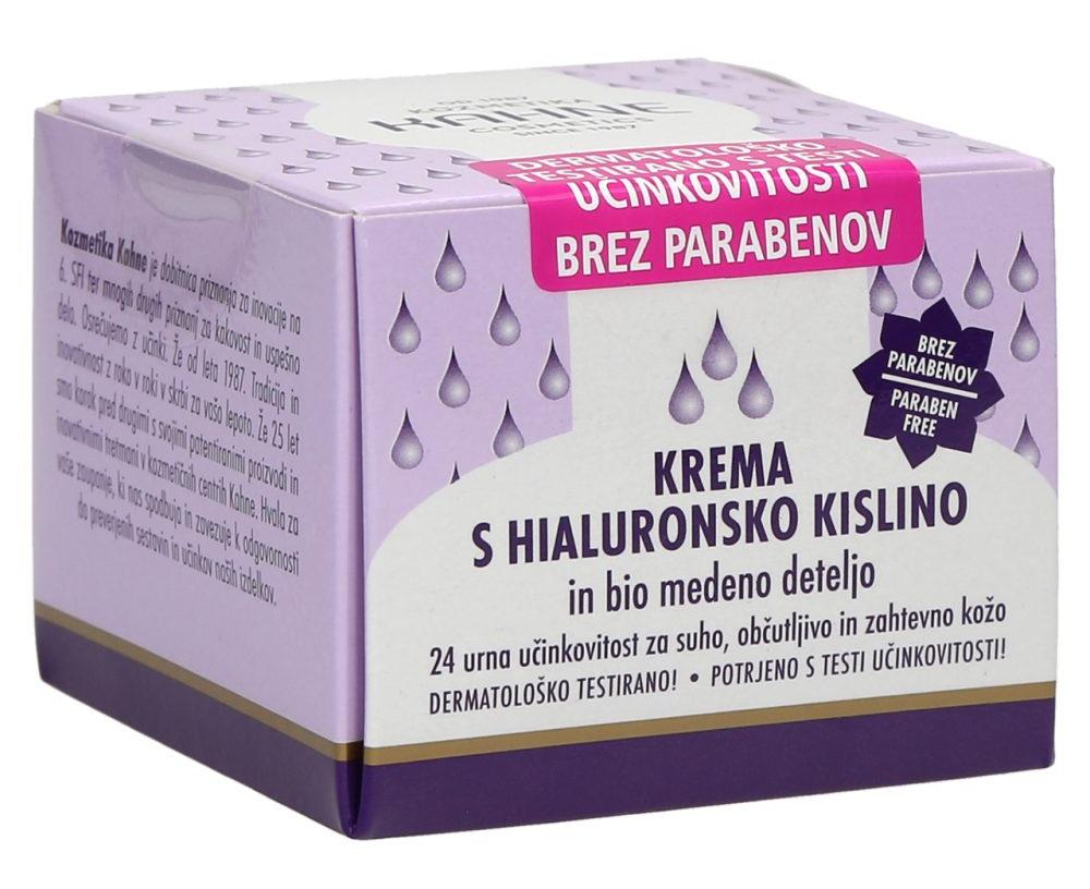 Kahne Krema S Hialuronsko Kislino