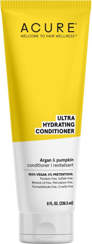 Acure Ultra Hydrating Conditioner, Argan Oil & Pumpkin
