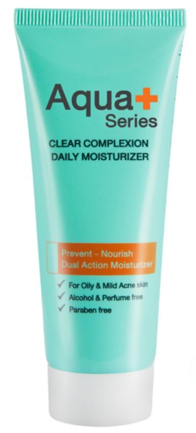 Aqua + Series Clear Complexion Daily Moisturizer