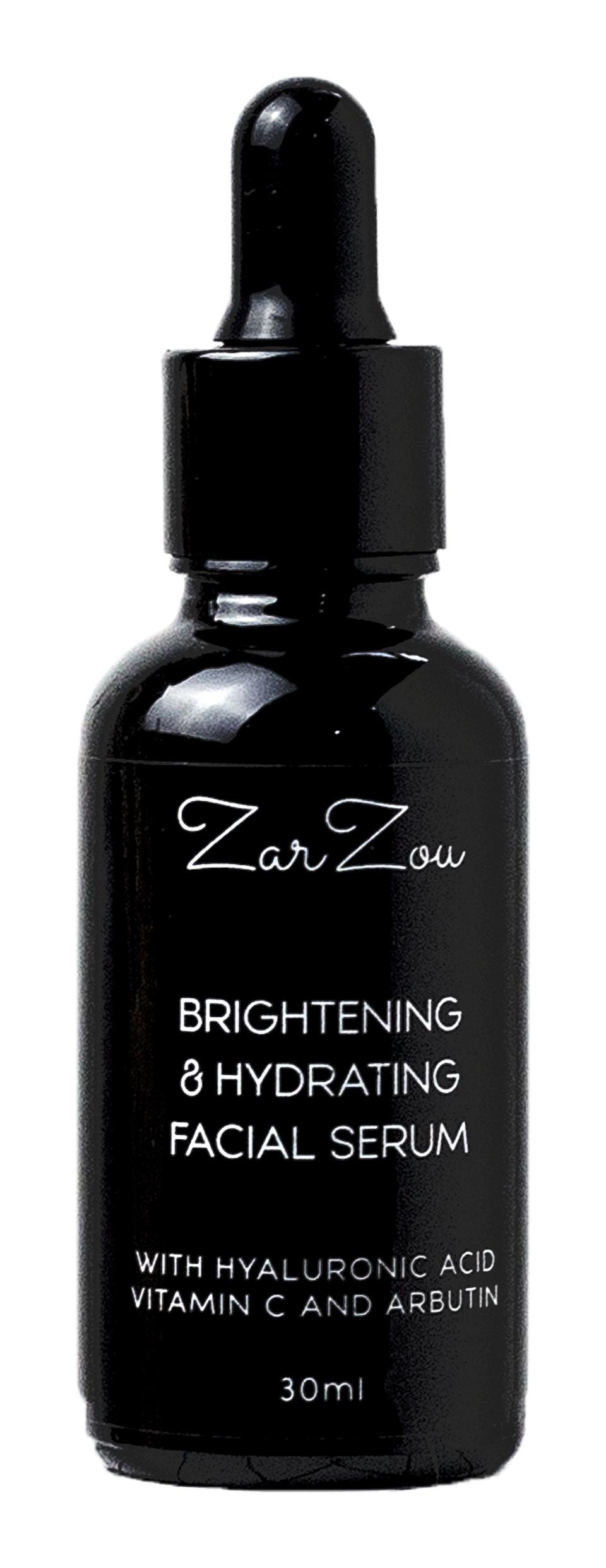 ZARZOU Brightening & Hydrating Facial Serum