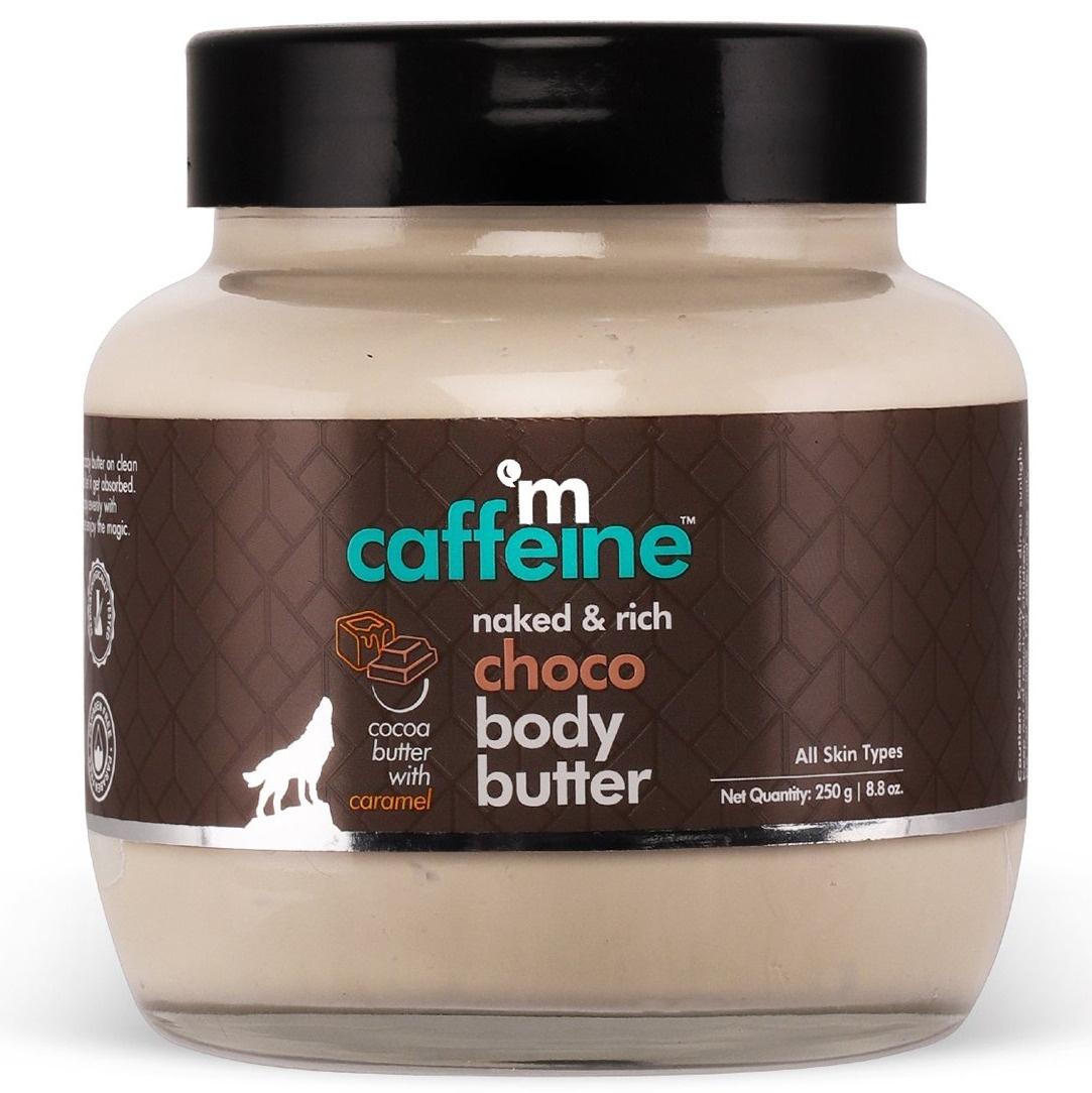 MCaffeine Naked & Rich Chocolate Body Butter