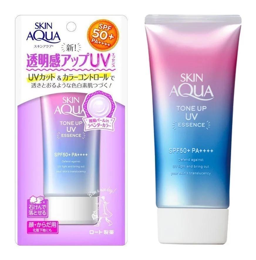 Skin Aqua Tone Up Uv Essence Spf50+ Pa++++