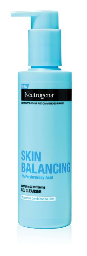 Neutrogena Skin Balancing Gel Cleanser