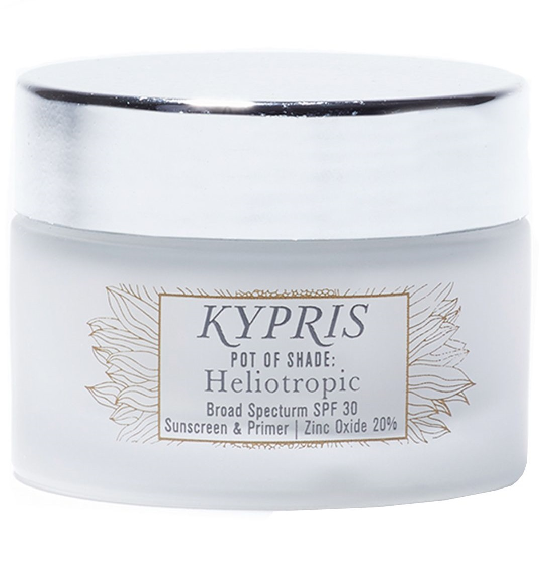 Kypris Pot Of Shade: Helitropic Spf 30