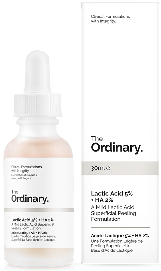 The Ordinary Lactic Acid 5% + Ha