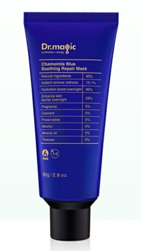 Dr.magic Chamomile Blue Soothing Repair Mask