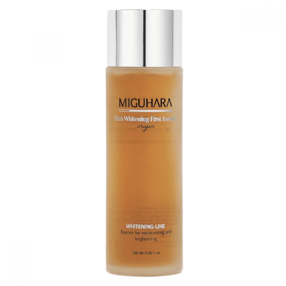 Miguhara Ultra Whitening First Essence