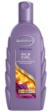 Andrélon Oil And Curl Shampoo