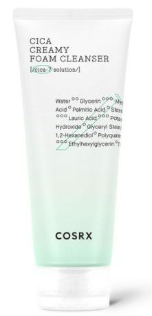COSRX Pure Fit Cica Creamy Foam Cleanser