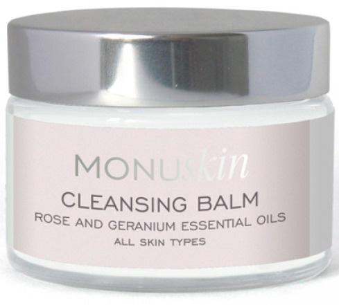 Monu Cleansing Balm