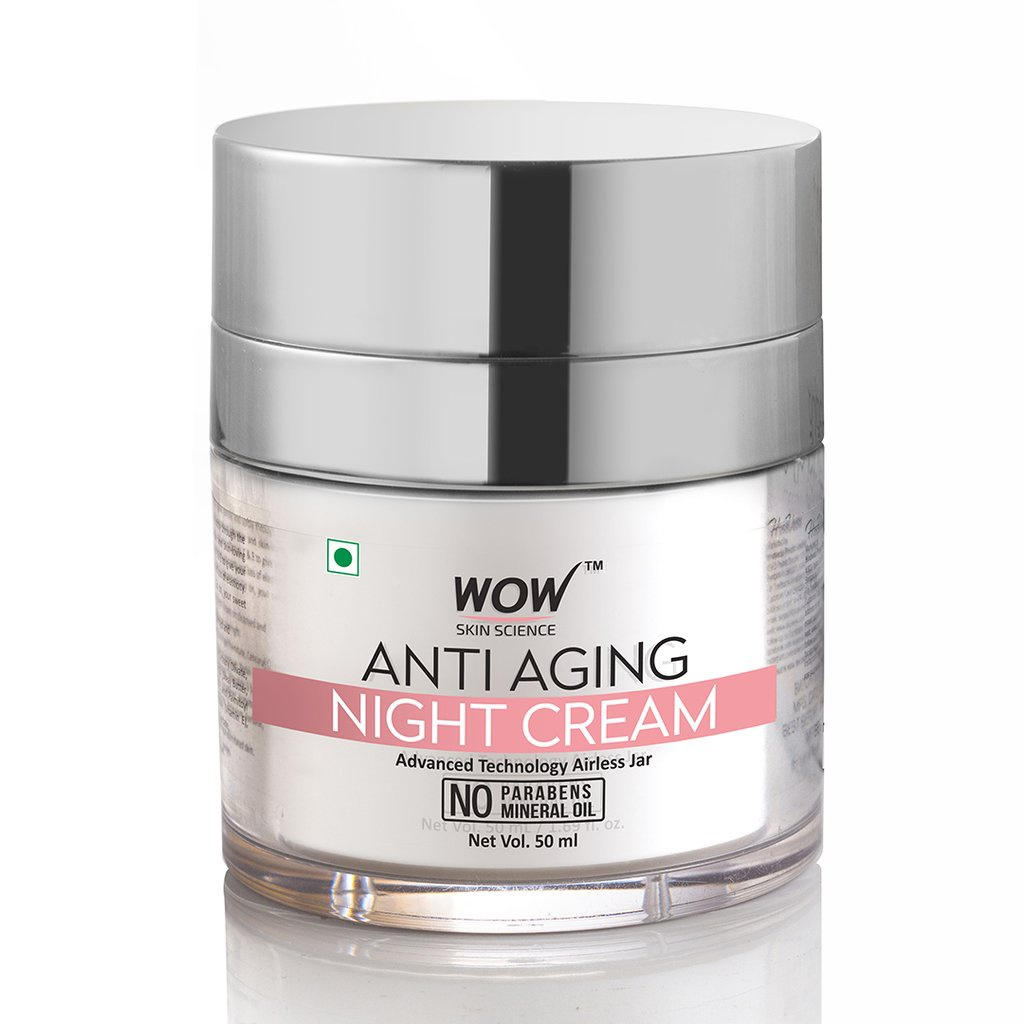 WOW skin science Night Cream