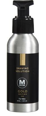 M Room Gold Edition Shaving Solution