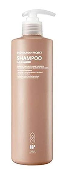Body Burden Project Shampoo
