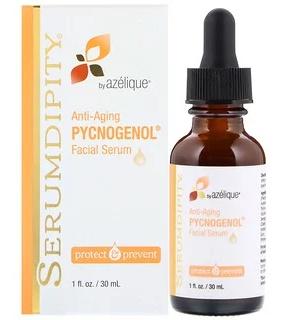 Azelique Serumdipity, Anti-Aging Pycnogenol, Facial Serum