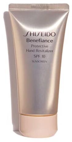 Shiseido Benefiance Wrinkleresist24 Protective Hand Revitalizer Spf 10