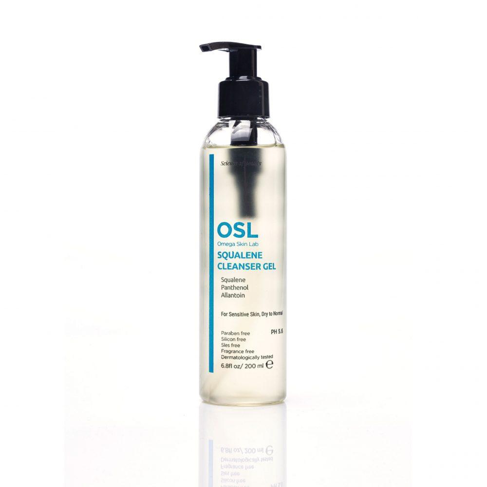 Omega Skin Lab Squalene Cleanser Gel