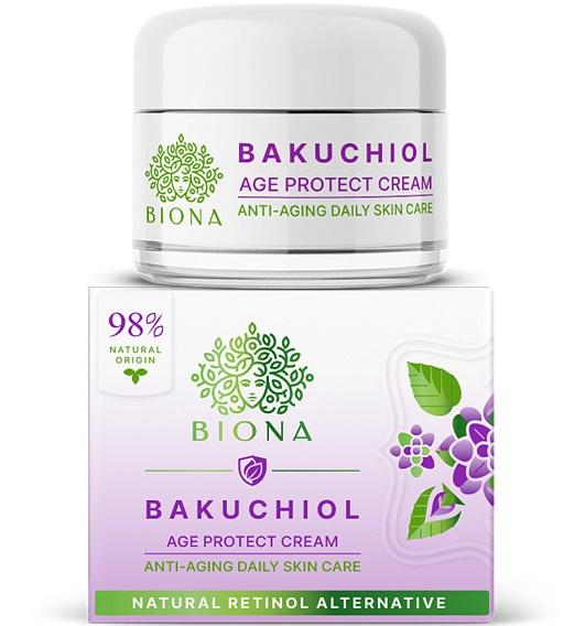Biona Bakuchiol Age Protect Cream