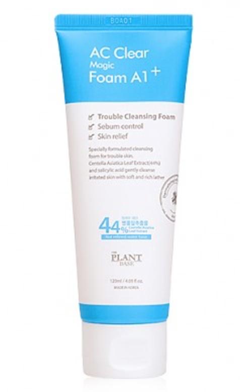 The Plant Base Ac Clear Magic Foam A1+
