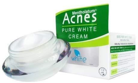 Rohto Mentholatum Acnes Pure White Cream
