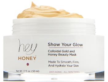 Hey Honey Colloidal Gold & Honey Beauty Mask