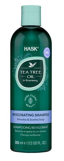 HASK Invigorating Tea Tree Oil And Rosemary Shampoo