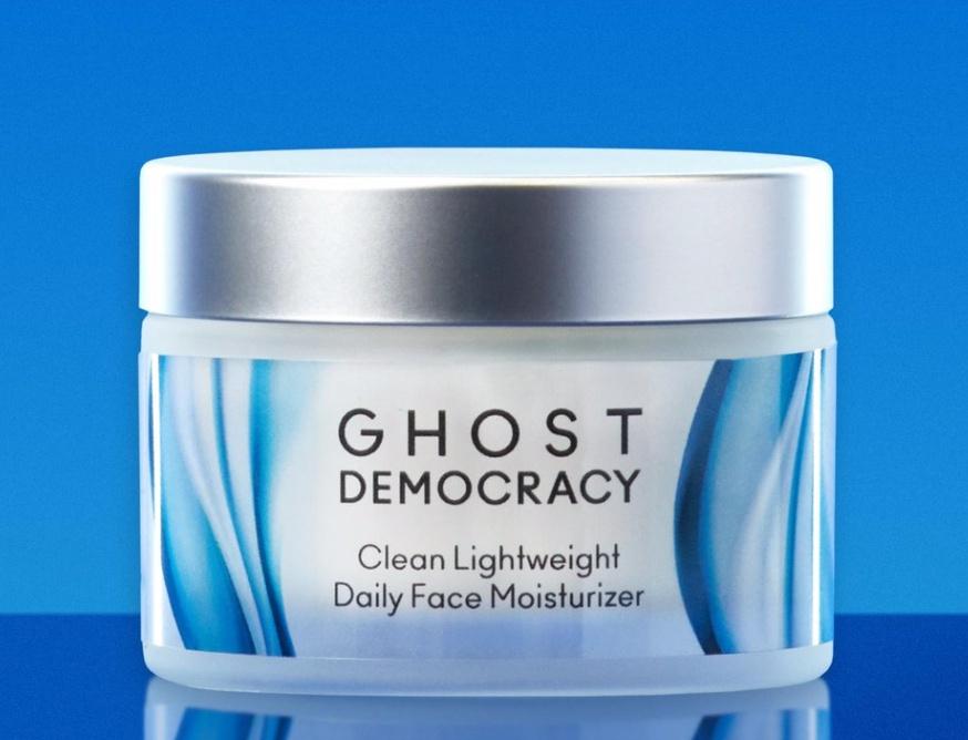Ghost Democracy Clean Lightweight Daily Face Moisturizer