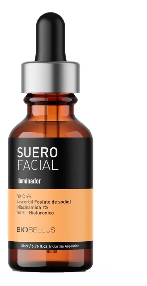 Biobellus Suero Facial Iluminador