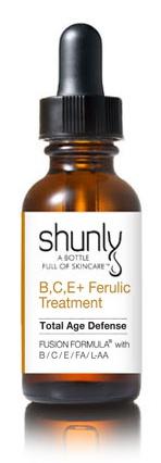 Shunly B,C,E + Ferulic Treatment